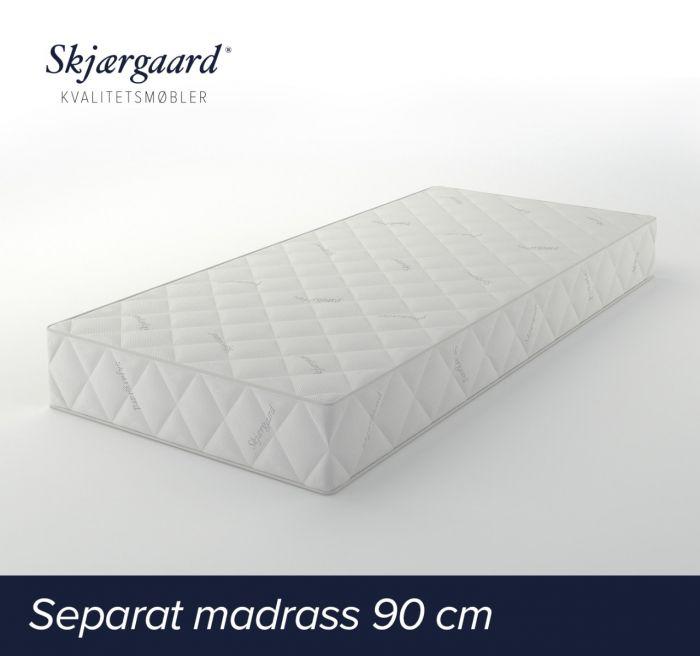 Separat Comfort hovedmadrass 90x200x21 fast
